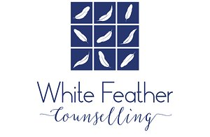 Home. White Feather Logo